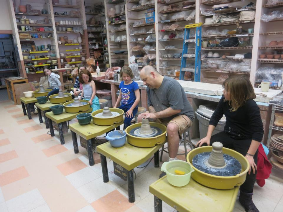 Image result for pottery class
